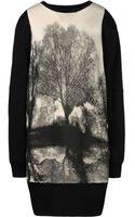 Stella McCartney Landscape Print Dress - Lyst