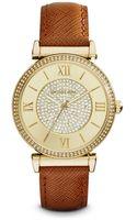 Michael Kors Caitlin Watch 38mm - Lyst