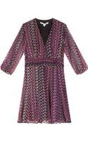Diane von Furstenberg A-line Dress - Lyst