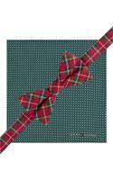 Tommy Hilfiger Royal Stewart Bow Tie  Pin Dot Pocket Square Set - Lyst