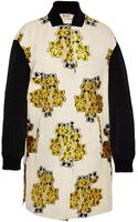 No 21 Giorgia Sport Jacket in Floral Jacquard - Lyst