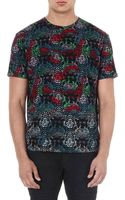 Marc By Marc Jacobs Rex Snake-print T-shirt - Lyst