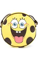 Moschino Sponge Bob Shoulder Bag - Lyst