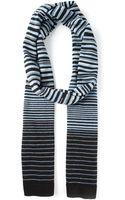 Missoni Striped Scarf - Lyst