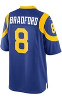 Nike Mens Sam Bradford St Louis Rams Game Jersey - Lyst