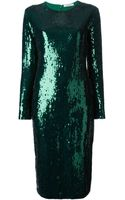 Givenchy Sequin Embellished Gown - Lyst