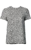 Proenza Schouler Printed Tshirt - Lyst