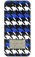 MICHAEL Michael Kors Houndstooth Iphone 5 Cover - Lyst