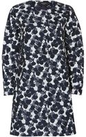 Max Mara Affine Duster Printed Coat - Lyst
