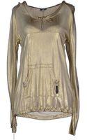 Richmond Denim Long Sleeve Sweater - Lyst