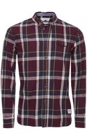 Penfield Rutherford Check Shirt - Lyst