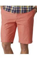 Dockers Perfect Oxford Shorts - Lyst