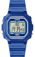 River Island Blue Casio Digital Watch - Lyst
