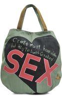 Vivienne Westwood Sex Shopper Tote - Lyst