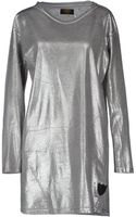HTC Short Dress - Lyst