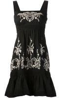 Alice By Temperley Mini Myra Dress - Lyst
