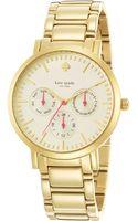 Kate Spade Ladies Gramercy Grand Watch - Lyst