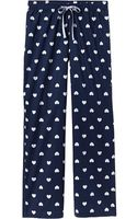 Old Navy Patterned Lounge Pants - Lyst