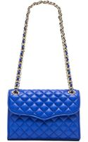 Rebecca Minkoff Quilted Mini Affair - Lyst