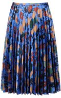 J.W. Anderson Knee Length Skirt - Lyst