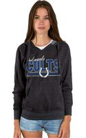 Junk Food Womens Indianapolis Colts Holiday Logo Hoodie - Lyst