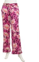 Equipment Avery Floral Silk Twopiece Pajamas - Lyst