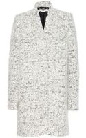 Stella McCartney Bryce Mohair and Woolblend Coat - Lyst