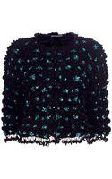 Balenciaga Vintage Cropped Sleeve Jacket - Lyst