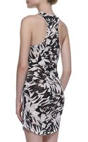 Iro Donovan Printed Slub Dress - Lyst