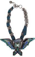 Lanvin Eagle Choker - Lyst