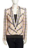 Rebecca Minkoff Haim Tweed Jacket - Lyst