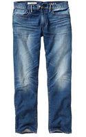 Gap Standard Taper Fit Jeans Medium Indigo Wash - Lyst