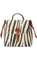 Dooney & Bourke Nm Nylon Flap Backpack - Lyst