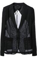 Maison Martin Margiela Transluscent Panel-jacket - Lyst