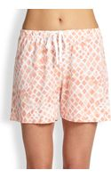 Cottonista Cotton Drawstring Shorts - Lyst