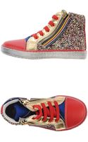 Enrico Fantini Hightops  Trainers - Lyst