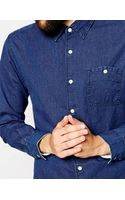 Selected Shirt - Lyst