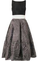 Antonio Berardi Tivac Embroidered Dress - Lyst
