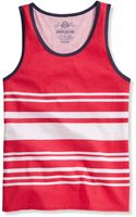 American Rag Line Up Striped Tank - Lyst