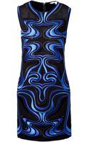 Diane von Furstenberg Cosmic Sheath Dress - Lyst