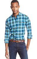 Tommy Hilfiger Westbrooke Plaid Custom-fit Shirt - Lyst