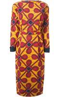 Stella Jean Print Dress - Lyst