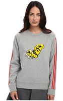 Marc By Marc Jacobs Peyton French Terry Sweater - Lyst