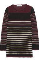 Etoile Isabel Marant Malo Striped Cottonblend Sweater - Lyst