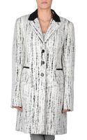 John Richmond Coat - Lyst