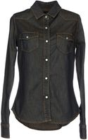 Roy Rogers Denim Shirt - Lyst