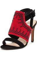 Clarks Shola Curtain Studded Strappy Sandals - Lyst