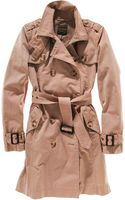 Madewell Belltower Trench - Lyst