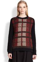 Belstaff Bradford Wool Cashmere Sweater - Lyst