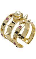 Maria Francesca Pepe Ring - Lyst